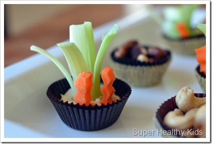 Thanksgiving for Kids Part 2: Dessert and Appetizers