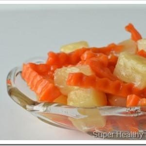 Tropical Carrot Dish