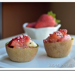Foil Pocket Fruit Dessert