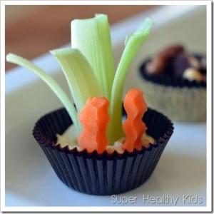No-Prep Snacks! 5 Ideas