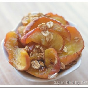 Simple Summer Apple Dessert