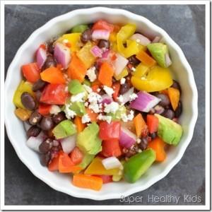 Potluck Party Pepper Salad