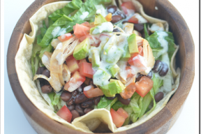 Fresh and Tasty Mexican Crockpot Summer Salad