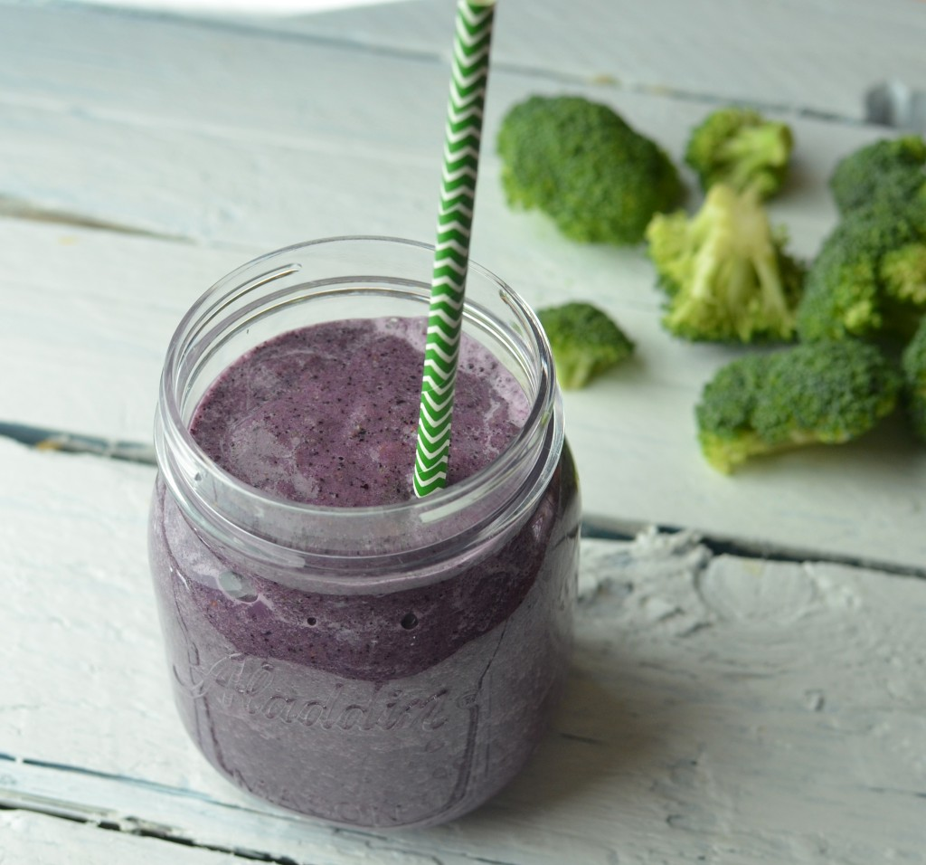 blueberry plus smoothie