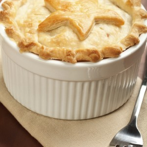 Pile it High, it's Broccoli Pot Pie!