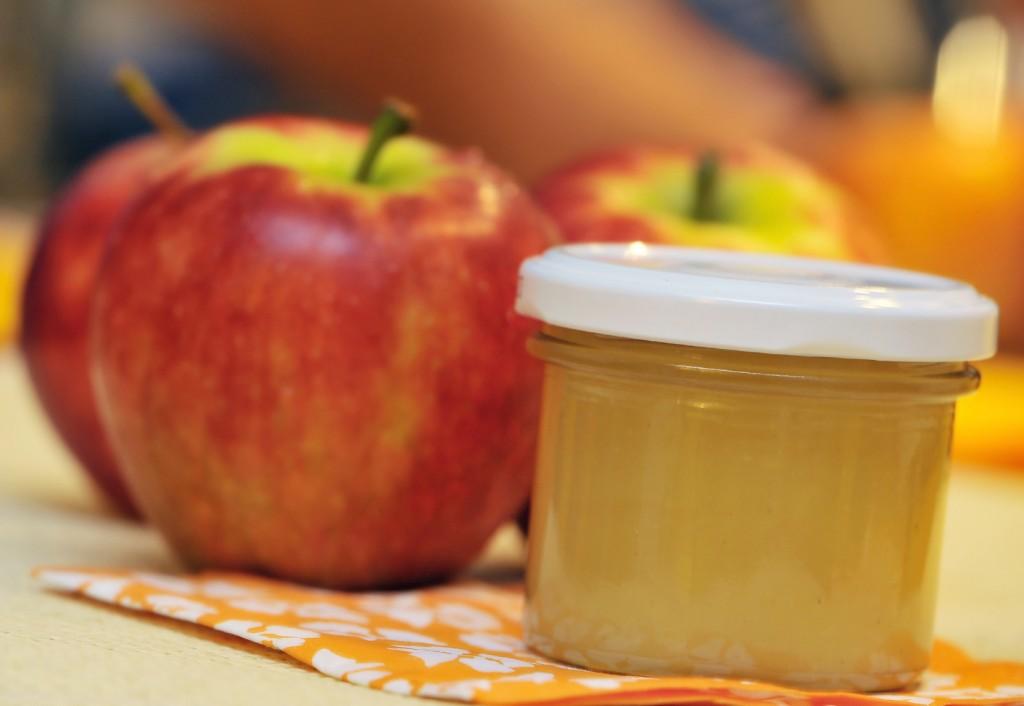 apple and applesauce