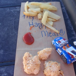 Happy Meal our way