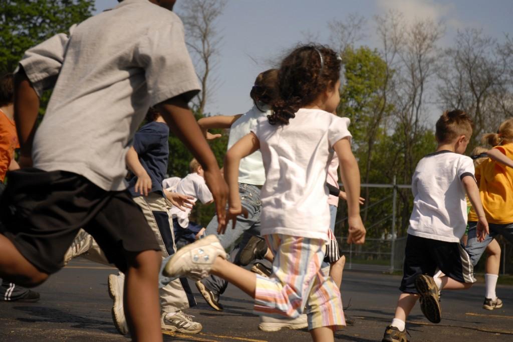 kid run