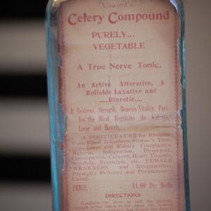 Celery Juice- A Nerve Tonic