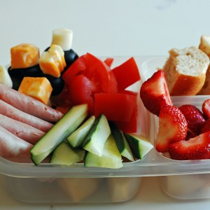 Anti-Pasto Lunch Box and Giveaway