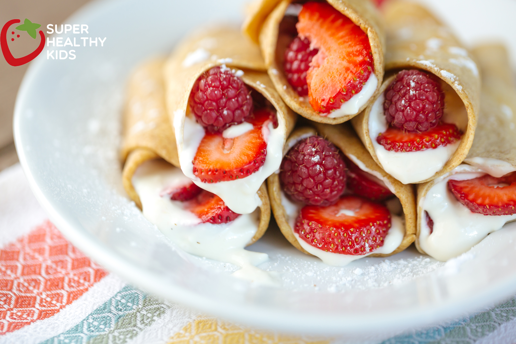 Dessert Taco Recipe | Healthy Ideas for Kids