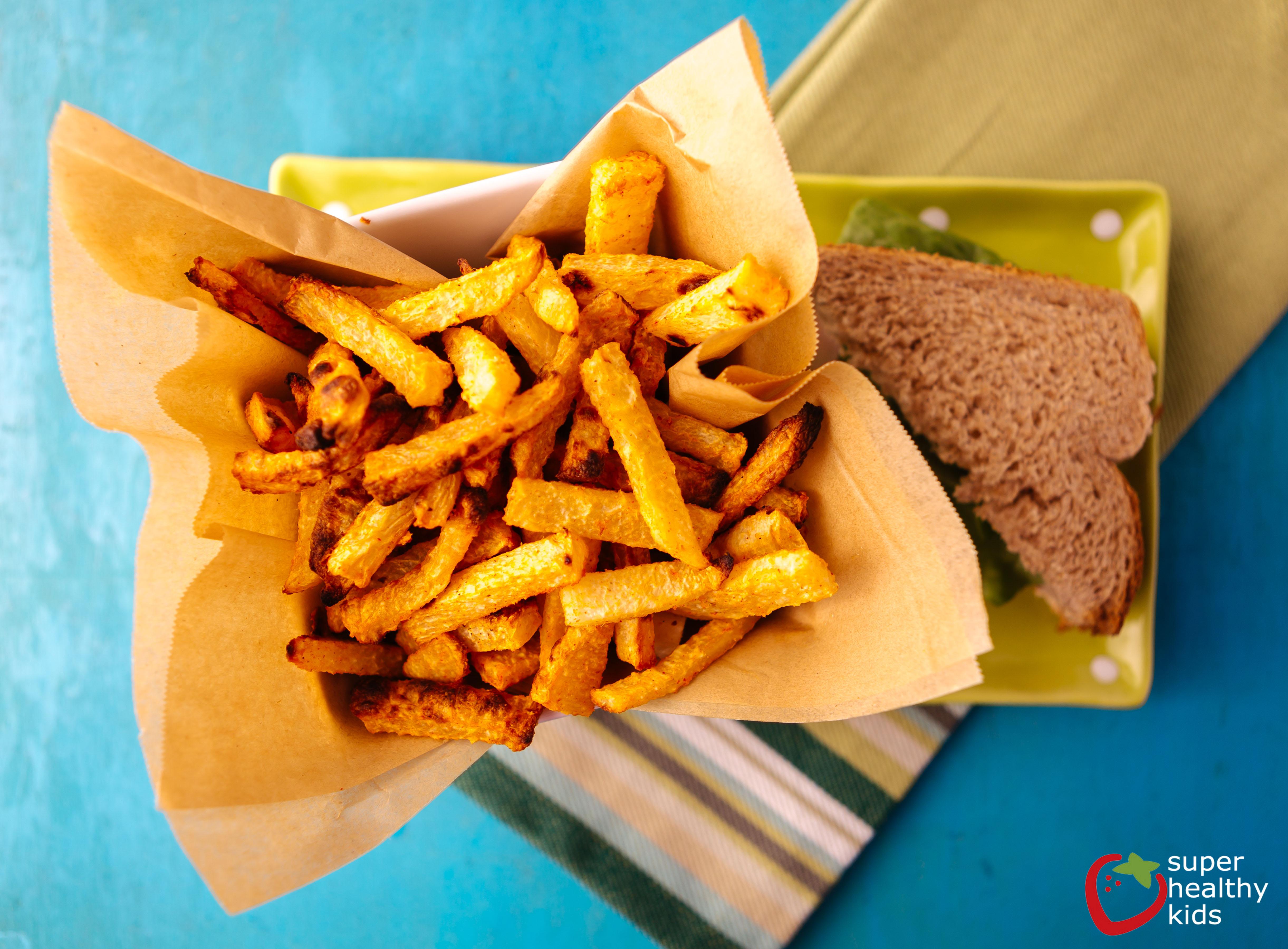 Jicama Fries Recipe