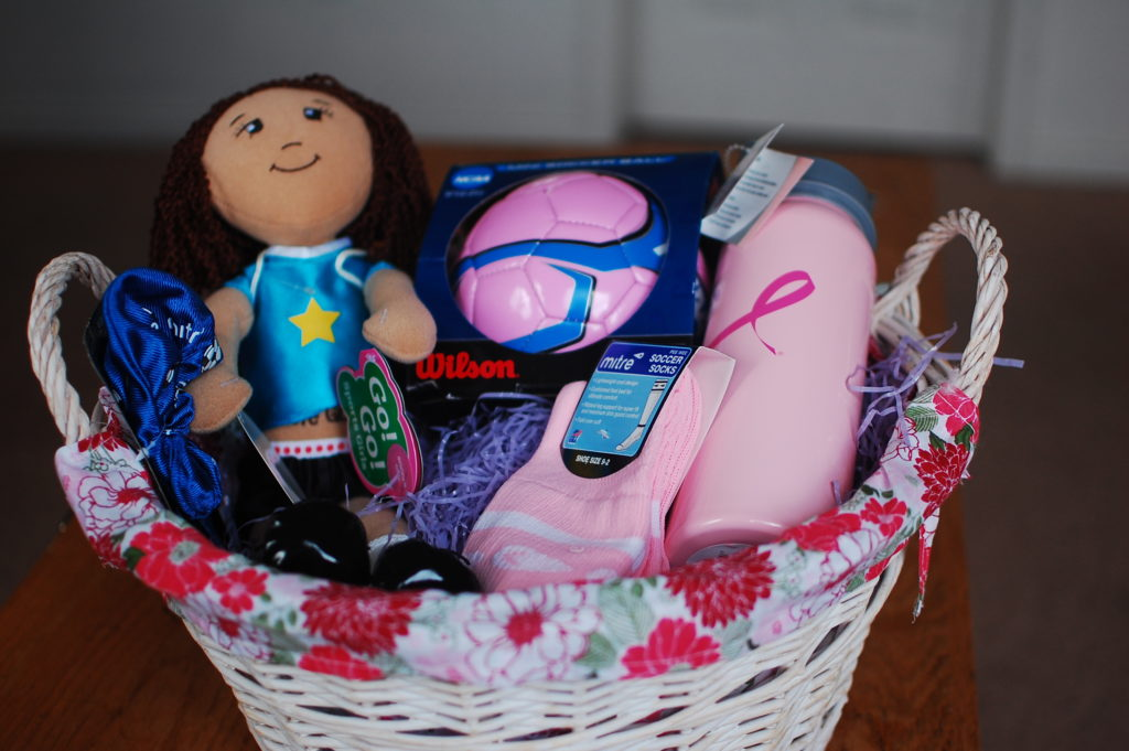 8 healthy themed easter basket ideas healthy ideas for kids 1 ideas for a sports themed easter basket physical health negle Gallery