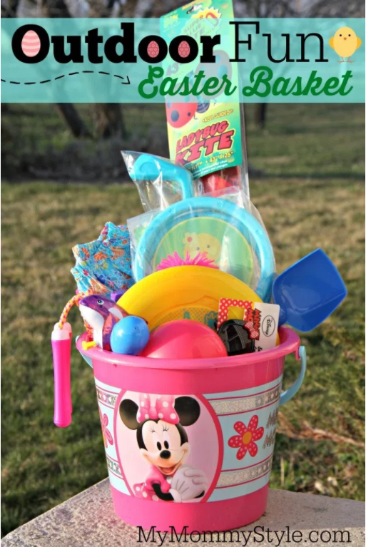 8 healthy themed easter basket ideas healthy ideas for kids full details on this outdoor basket from my mommy style negle Choice Image