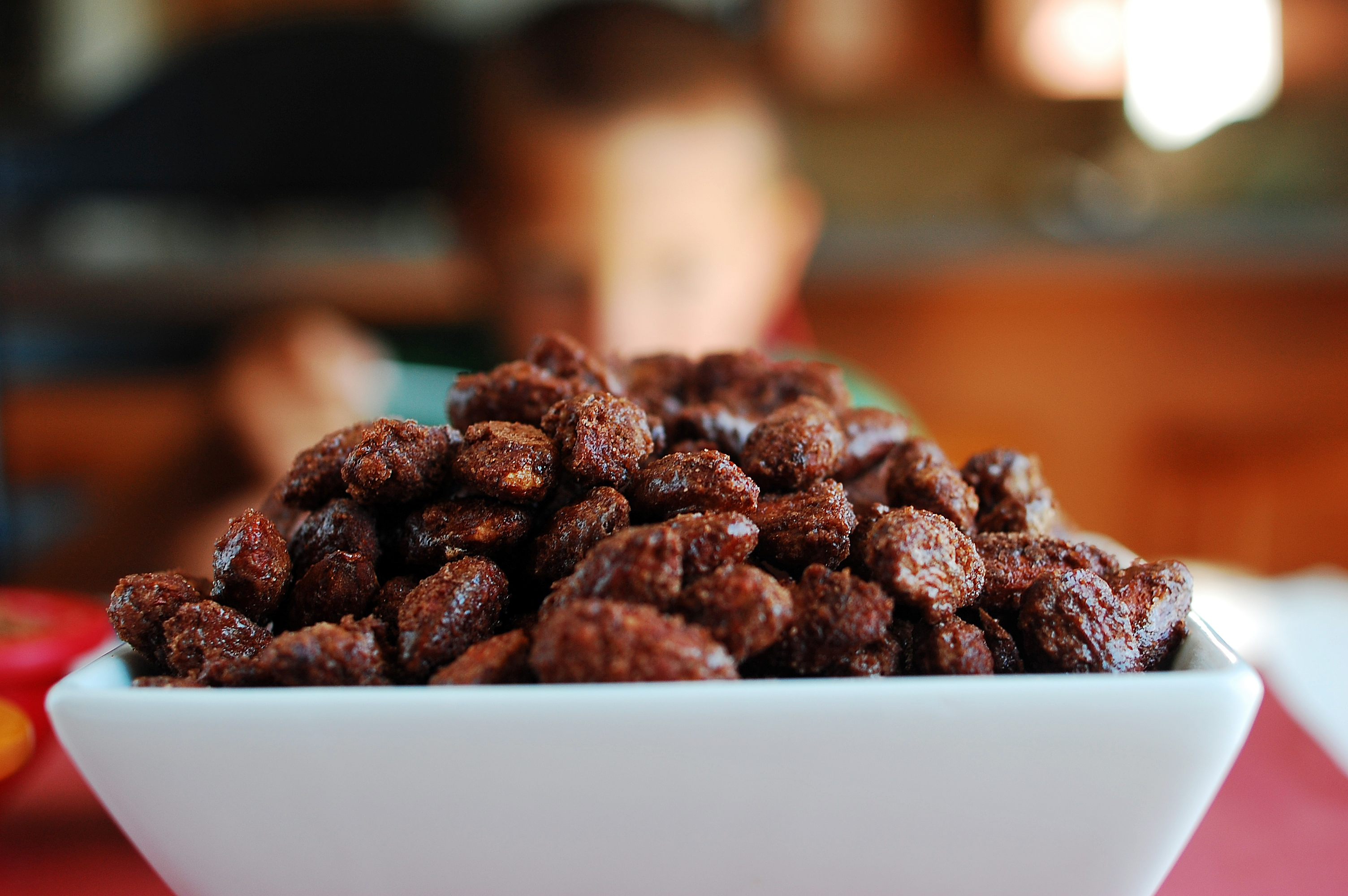 Chocolate Covered Almond Treat Healthy Ideas For Kids