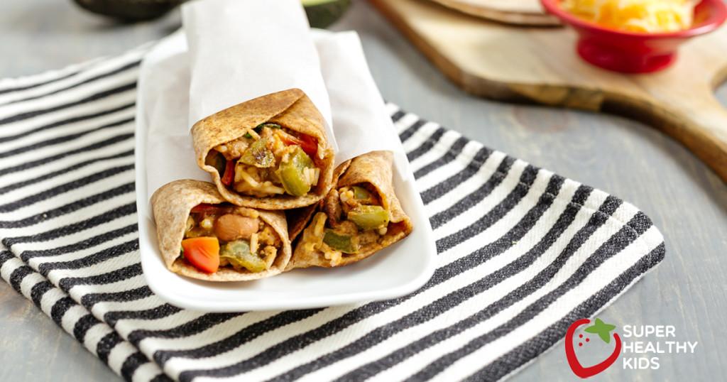 burritos, Quick and Easy Last Minute Dinner Ideas