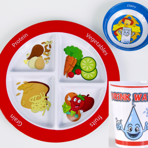 8 MyPlate Lesson ideas for K-2nd Grade