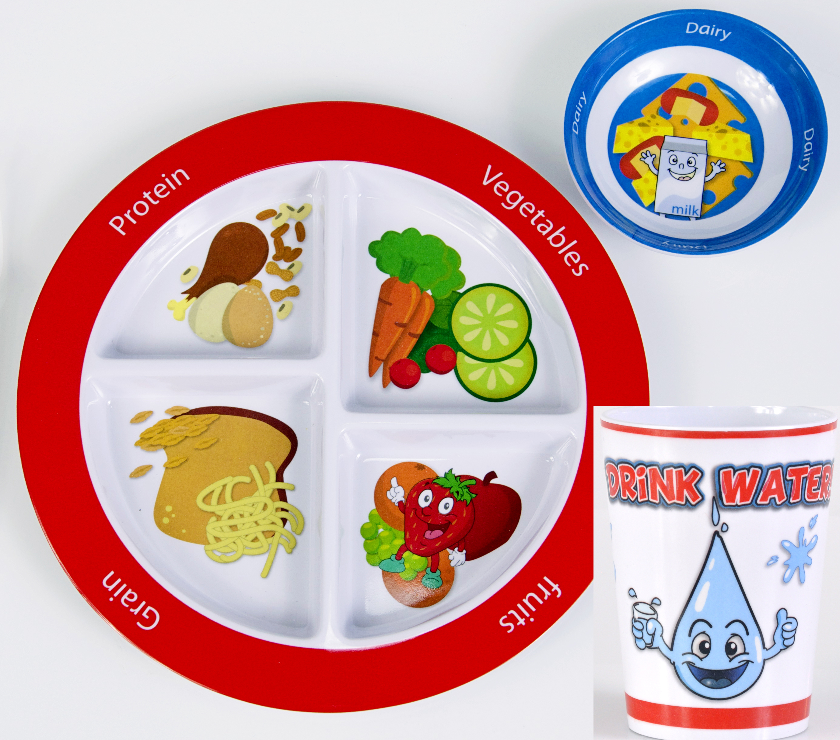 8 Myplate Lesson Ideas For K 2nd Grade Healthy Ideas For