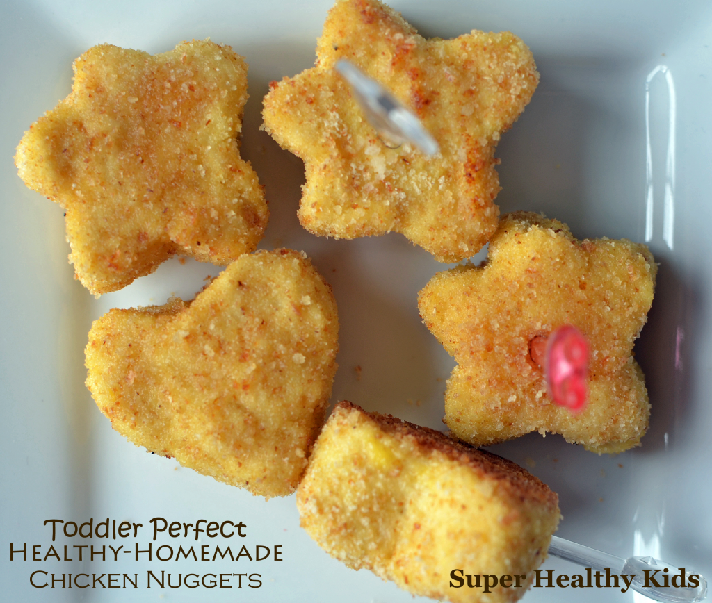 Toddler perfect chicken nuggets recipe healthy ideas for kids toddler perfect chicken nuggets recipe forumfinder Gallery