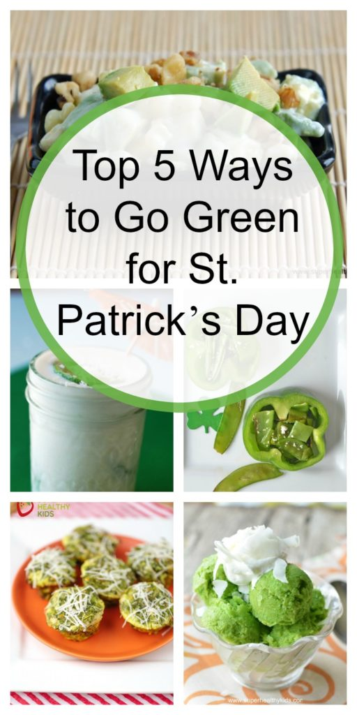 Top 5 Ways to Go Green for St. Patrick's Day