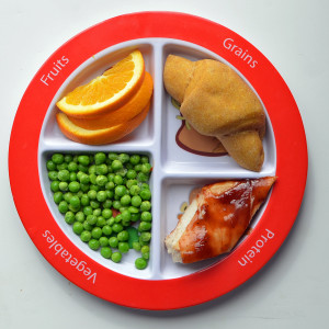 Teaching Healthy Habits to Kids with MyPlate