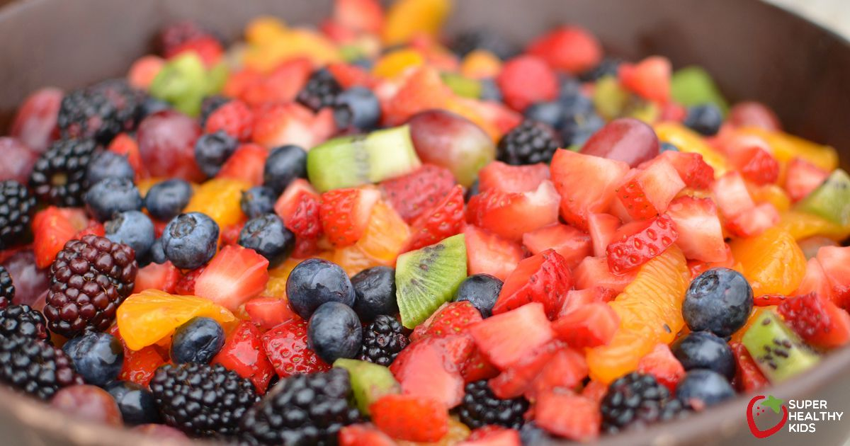 fruit salad ideas what fruits are low carb