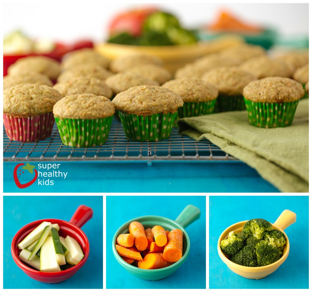 Power packed fruit and veggie muffin recipe for picky eaters forumfinder Gallery