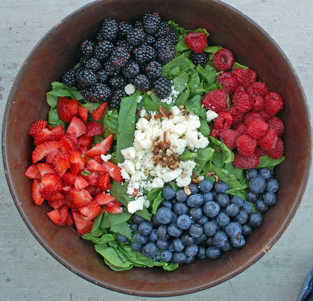 Homemade Creamy Poppy Seed Dressing and Picky Eater Success. We put this dressing on just about everything!