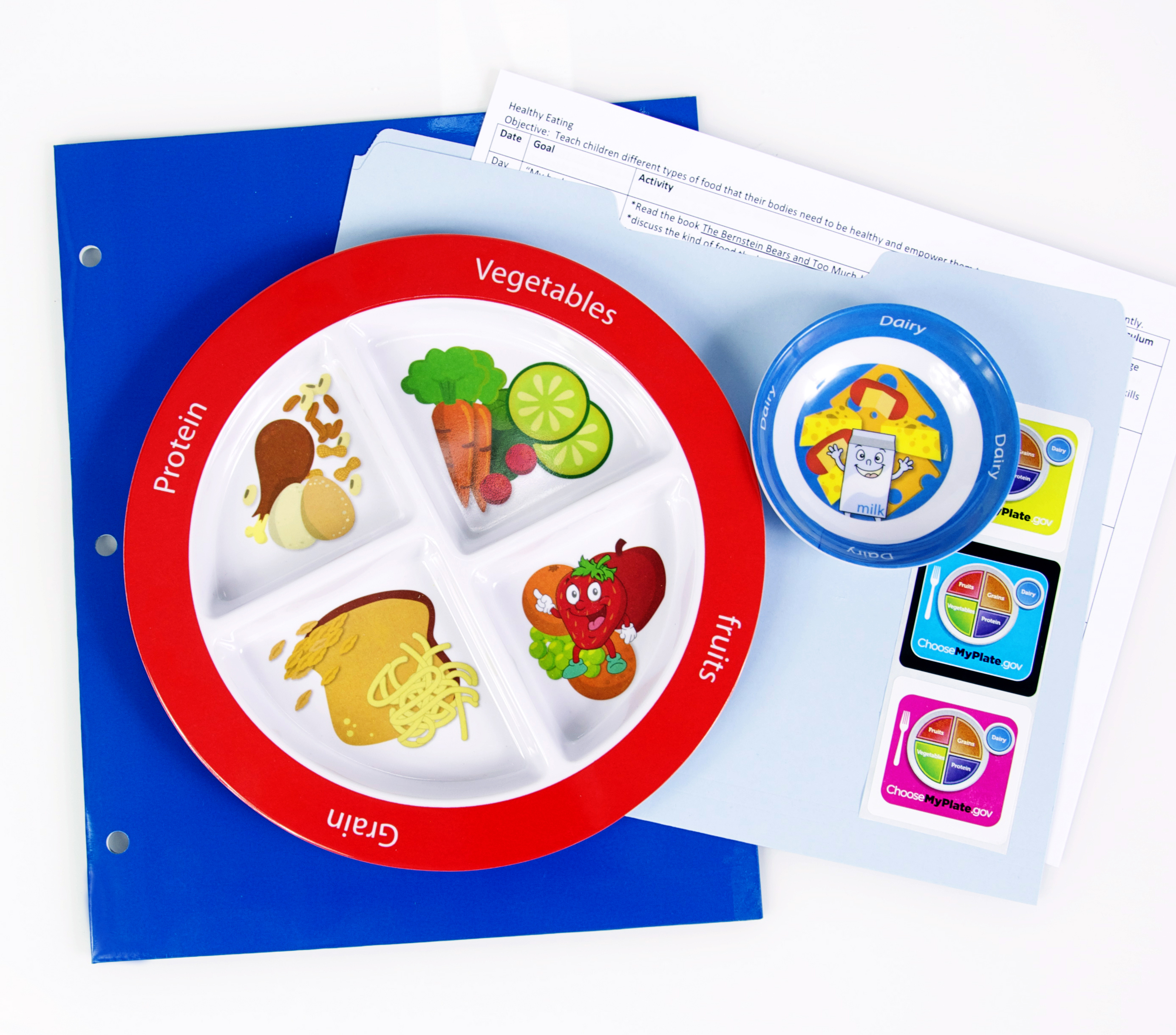 Nutrition Lesson Plans and Tools For Teaching | Healthy Ideas for Kids