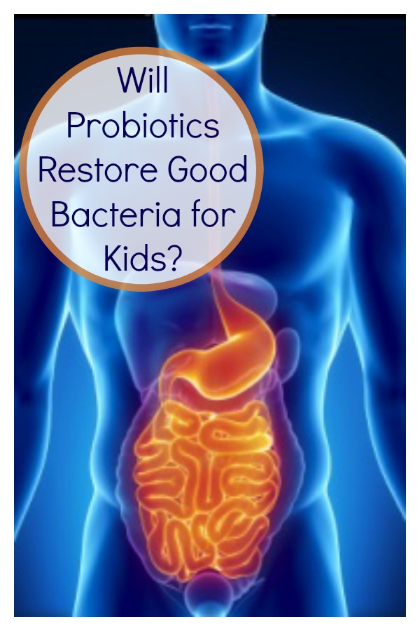 Will Probiotics Restore Good Bacteria for Kids? | Healthy Ideas for Kids