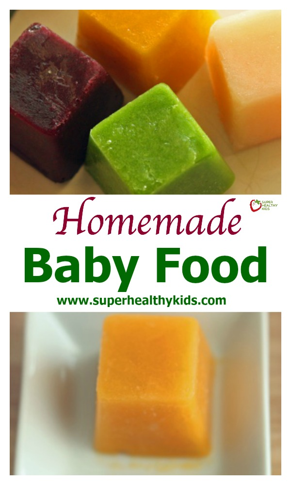 Homemade baby food basic recipes healthy ideas for kids homemade baby food basic recipes this is a must keep list for anyway taking care forumfinder Choice Image