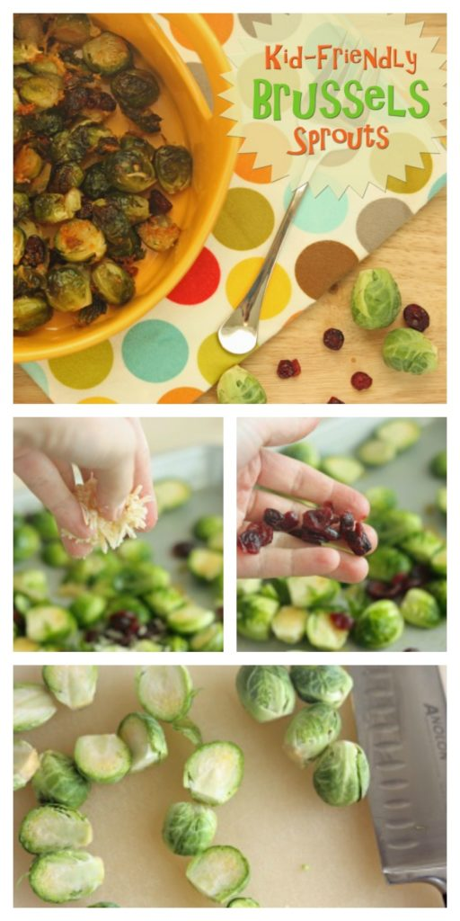 Kid-Friendly Brussels Sprouts Recipe