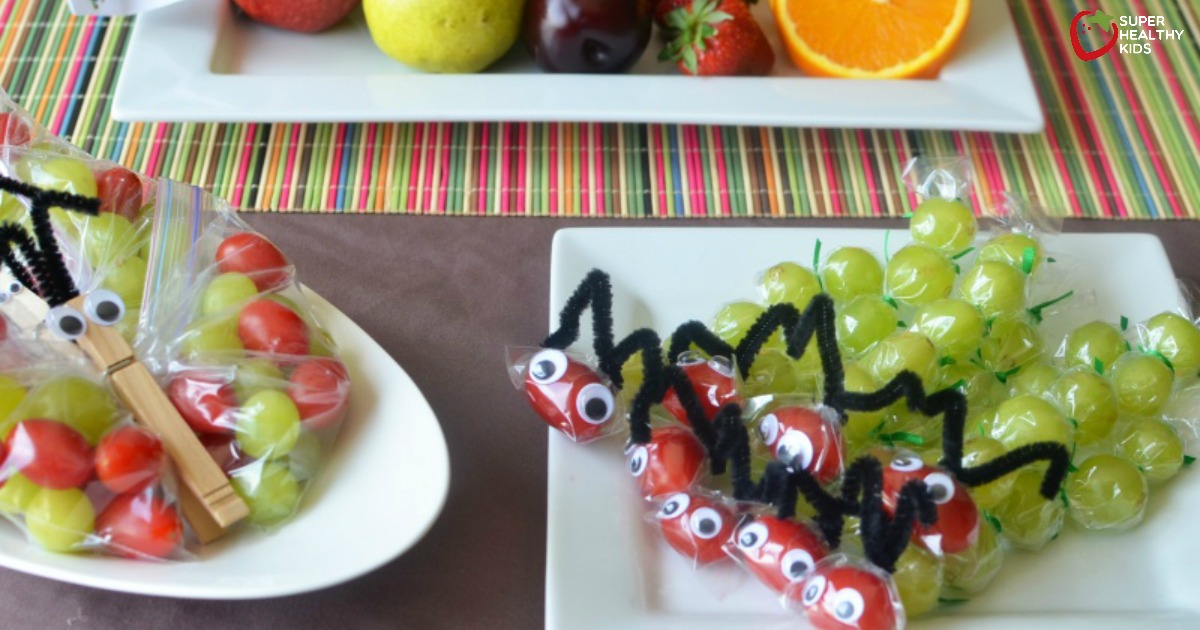 Butterflies And Caterpillar Party Favors Amp Craft Healthy Ideas For Kids