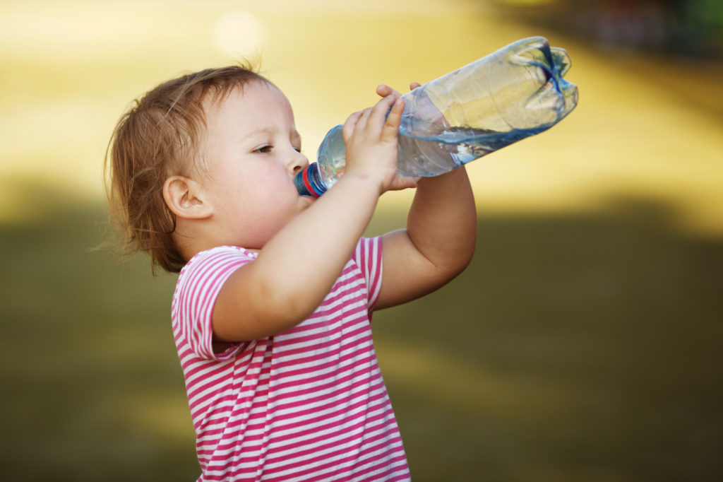 baby drinking water, 21 Days of Things to Do with A Picky Eater