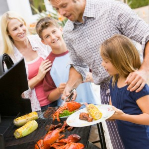 Grilling Time Is Family Time!