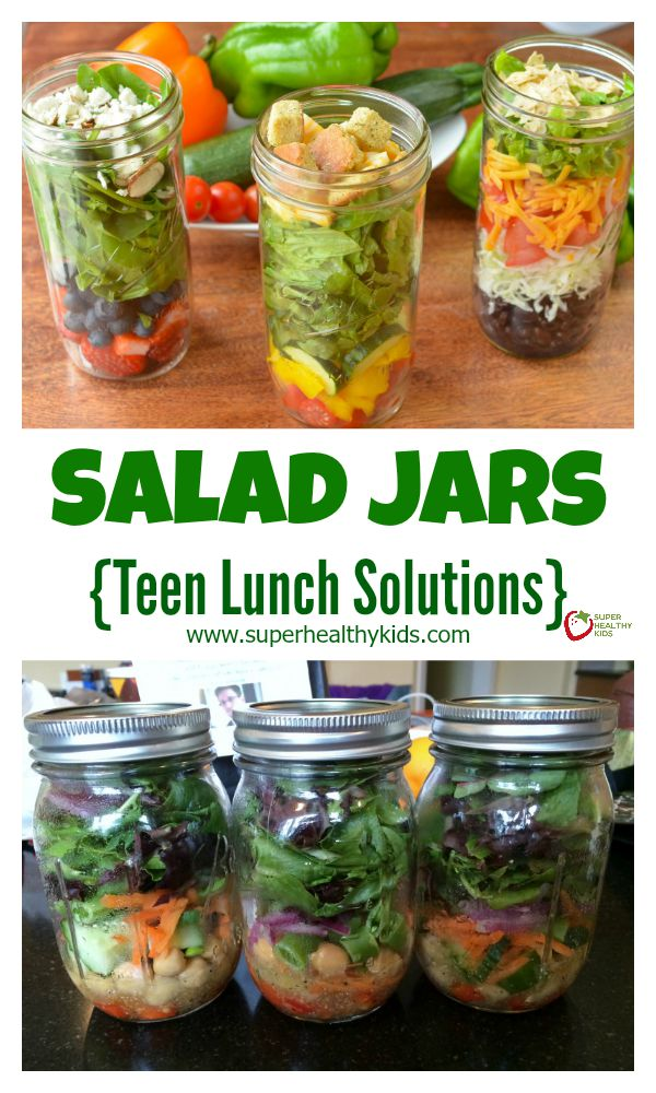Lunch Ideas for Teenage Athletes - YouTube