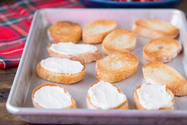 How to make Festive Bruschetta for Christmas