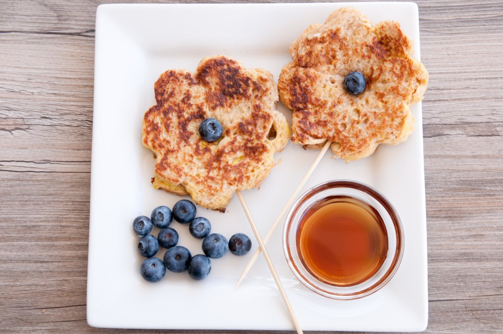 French Toast on a Stick | Super Healthy Kids