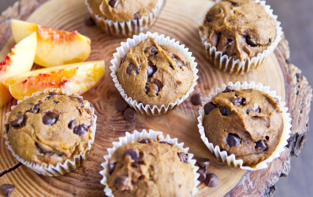 Pumpkin Spice Morning Muffins Gluten Free