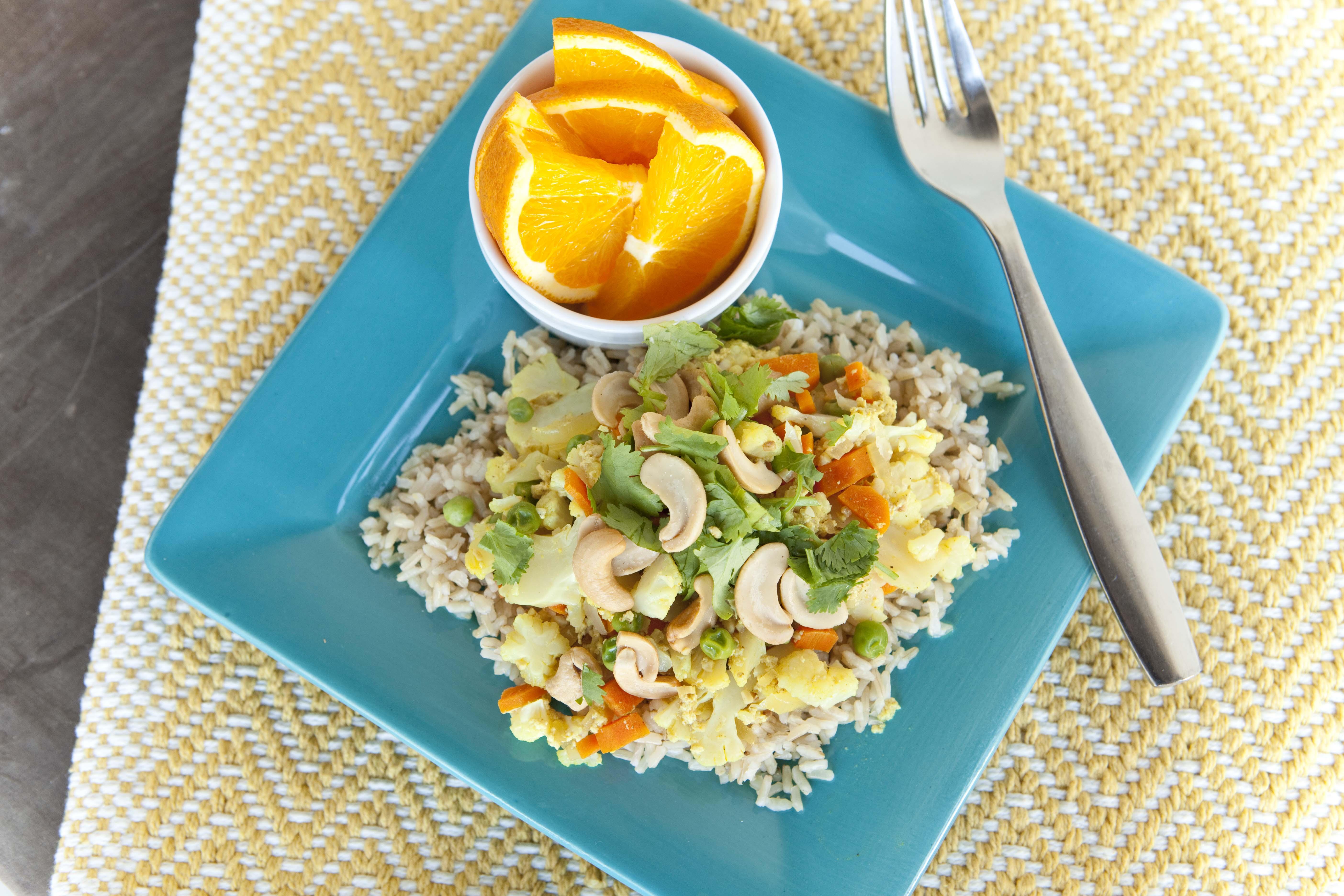 Cauliflower Curry | Super Healthy Kids