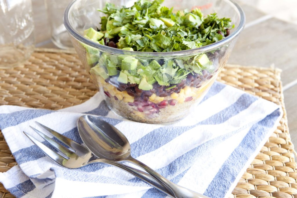 green salads, 30 Quick and Easy Last Minute Dinner Ideas