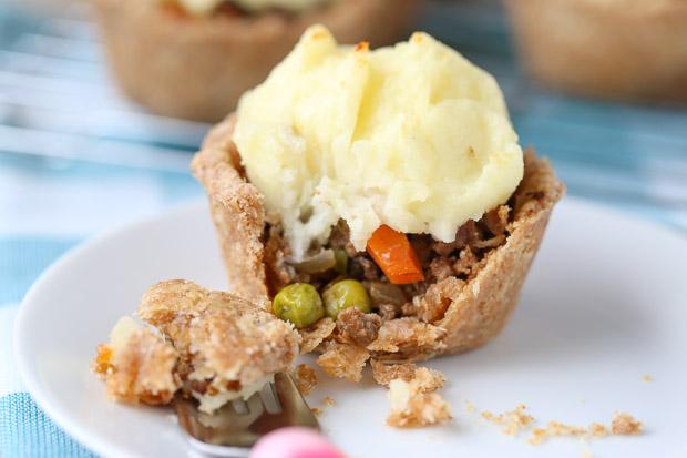 Mini Shepherd's Pies for kids