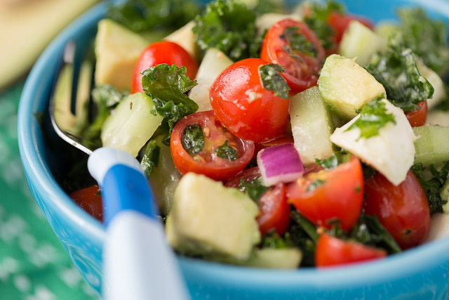 Chopped Kale Salad you'll love