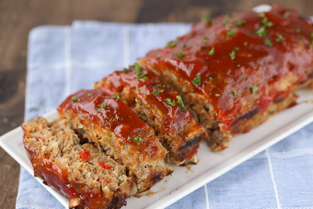Turkey Meatloaf for dinner!