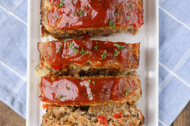 Turkey Meatloaf for an easy dinner recipe