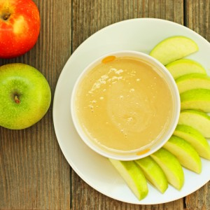 Caramel Yogurt Dip Recipe