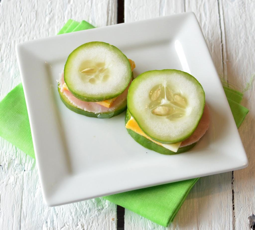 Cucumber Sammy Snack Super Healthy Kids