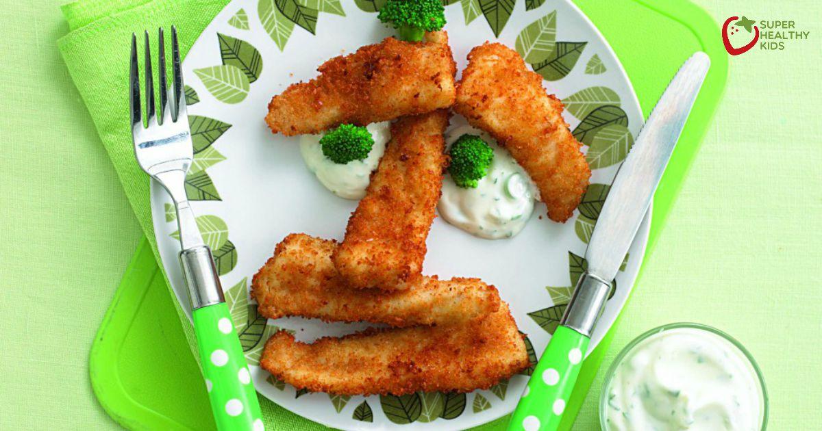 recipe: homemade fish sticks to freeze [25]