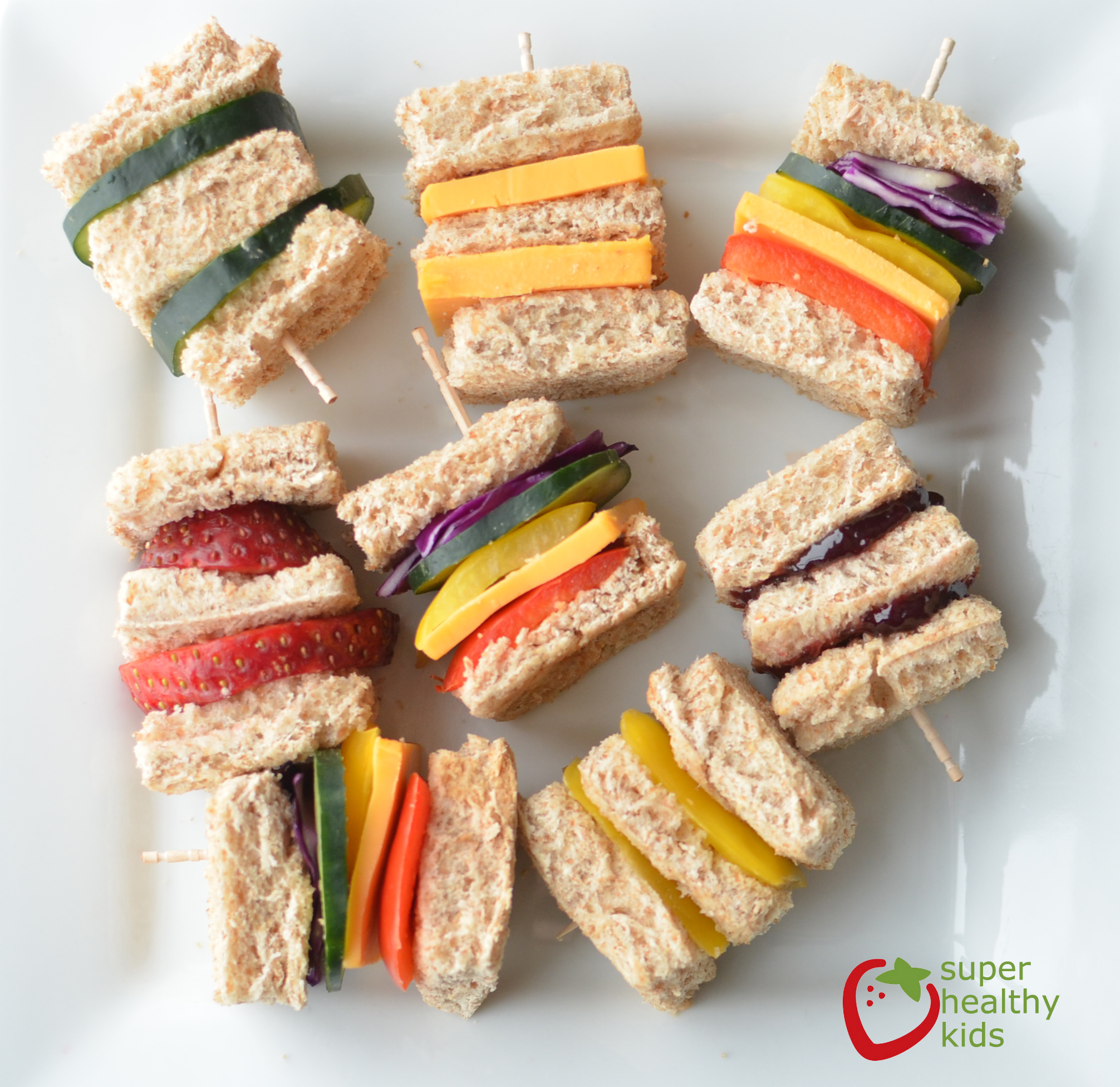 Kid Friendly Finger Food Ideas