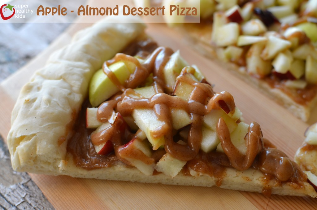Almond Cake With Apples